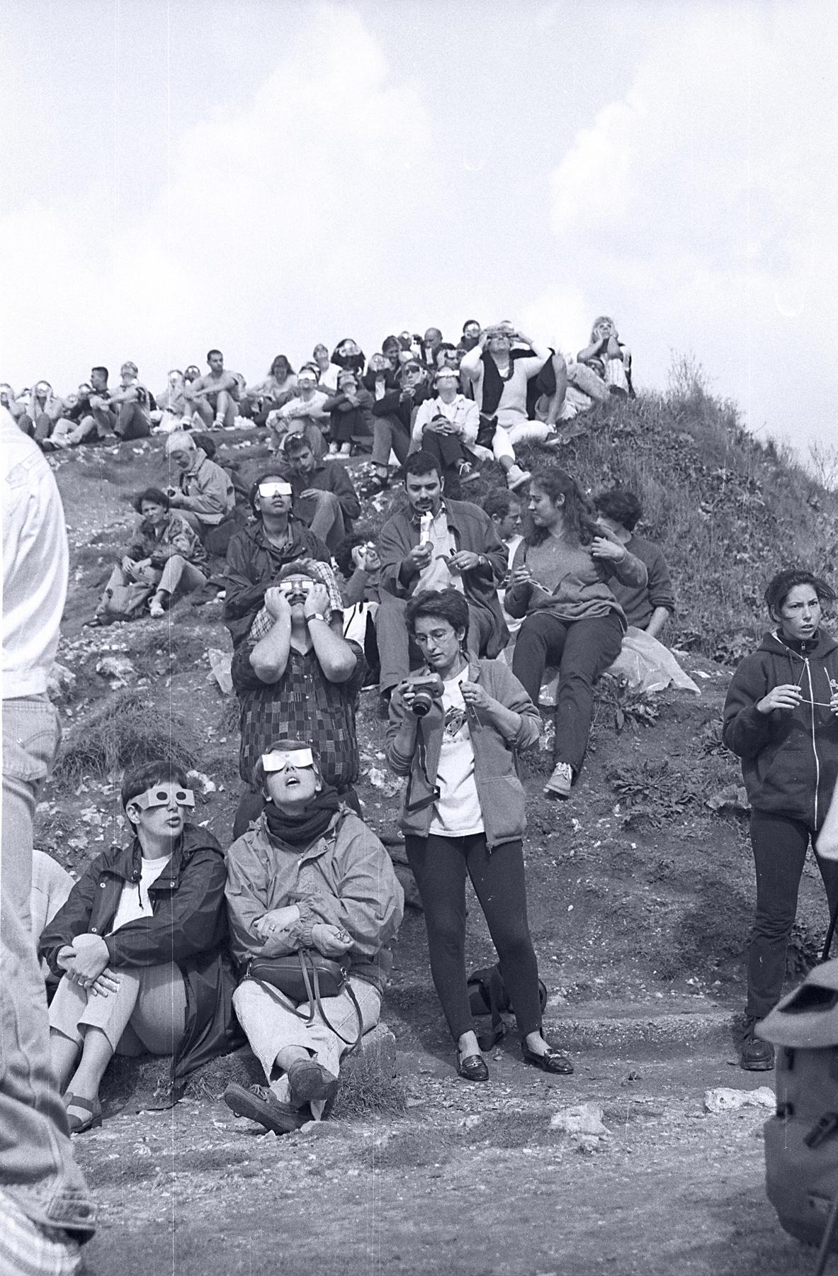 sonnenfisternis 1999, bretagne